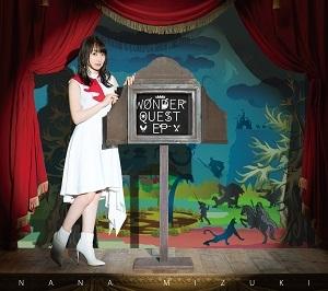 【マキシシングル】水樹奈々 37th Single「WONDER QUEST EP」