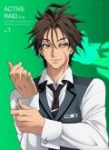 ※送料無料※TV アクティヴレイド-機動強襲室第八係-2nd ディレクターズカット版 Vol.1