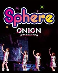 【Blu-ray】sphere(スフィア)/スフィア ライブ 2010 sphere ON LOVE,ON 日本武道館 LIVE Blu-ray