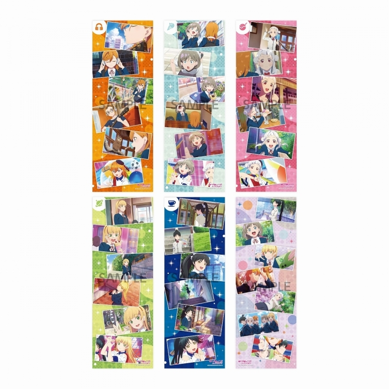 【グッズ-ポスター】ラブライブ!スーパースター!! ポス×ポスコレクション vol.2【特価】 サブ画像2