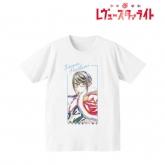 少女☆歌劇 レヴュースタァライト Ani-Art Tシャツ(星見純那)/レディース(サイズ/XL)
