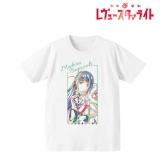 少女☆歌劇 レヴュースタァライト Ani-Art Tシャツ(露崎まひる)/レディース(サイズ/L)