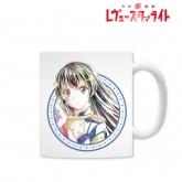 少女☆歌劇 レヴュースタァライト Ani-Artマグカップ(神楽ひかり)