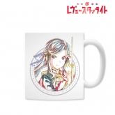 少女☆歌劇 レヴュースタァライト Ani-Artマグカップ(天堂真矢)
