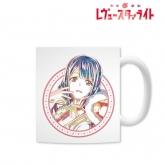 少女☆歌劇 レヴュースタァライト Ani-Artマグカップ(花柳香子)