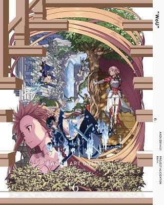 【DVD】TV ソードアート・オンライン アリシゼーション War of Underworld 6 【完全生産限定版】