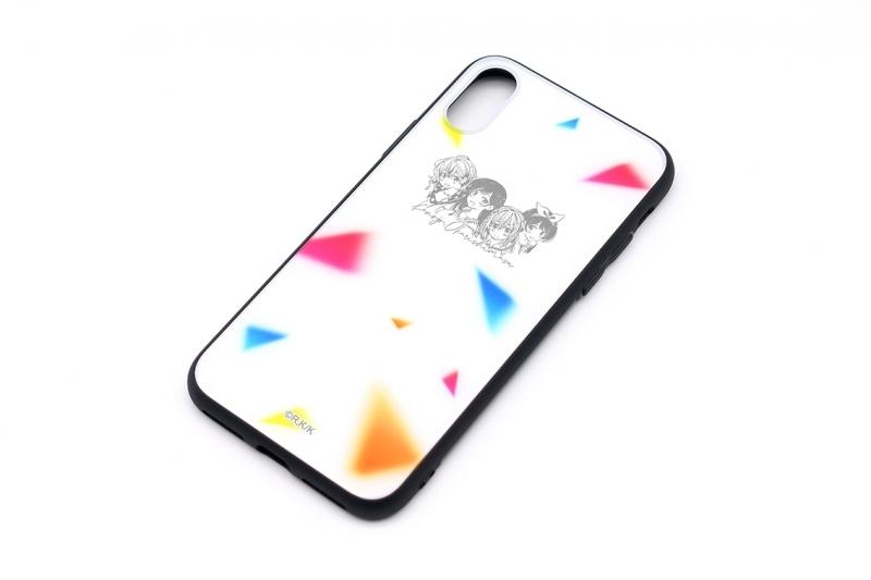 【グッズ-携帯グッズ】彼女、お借りします iPhoneハードケース・モチーフデザイン iPhoneX/XS サブ画像2