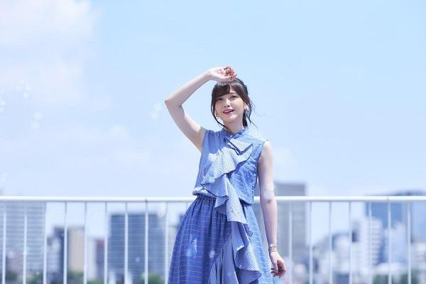 鬼頭明里 3rdシングル「キミのとなりで」発売記念 パネル展&1周年おめでとうメッセージ募集画像