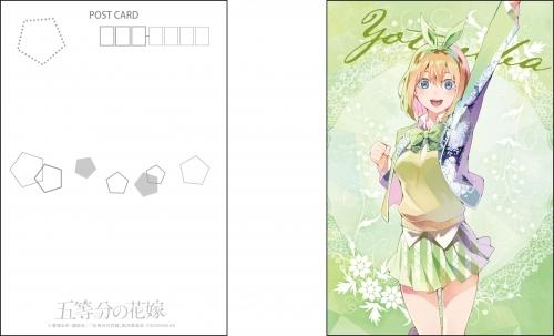 【グッズ-ポストカード】五等分の花嫁 PALE TONE series ポストカードセット サブ画像5