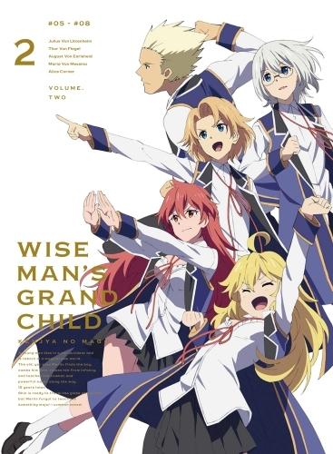 【Blu-ray】TV 賢者の孫 第2巻