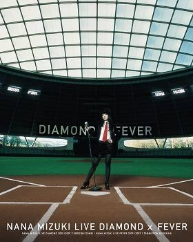 【Blu-ray】水樹奈々/NANA MIZUKI LIVE DIAMOND×FEVER