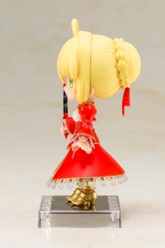 【フィギュア】Fate/EXTRA Last Encore キューポッシュ  セイバー NONスケール PVC塗装済み可動フィギュア サブ画像8