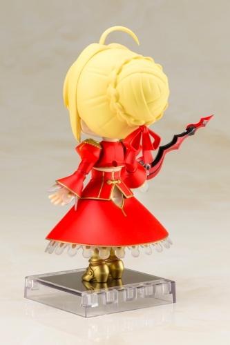 【フィギュア】Fate/EXTRA Last Encore キューポッシュ  セイバー NONスケール PVC塗装済み可動フィギュア サブ画像9