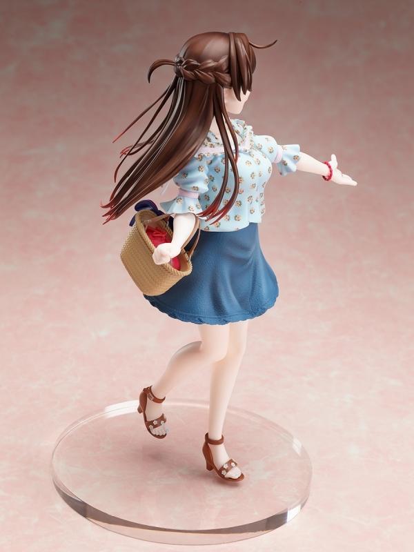 【フィギュア】彼女、お借りします 水原千鶴 1/7スケール ABS&PVC 塗装済み完成品【特価】 サブ画像6