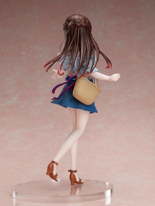 【フィギュア】彼女、お借りします 水原千鶴 1/7スケール ABS&PVC 塗装済み完成品【特価】 サブ画像7