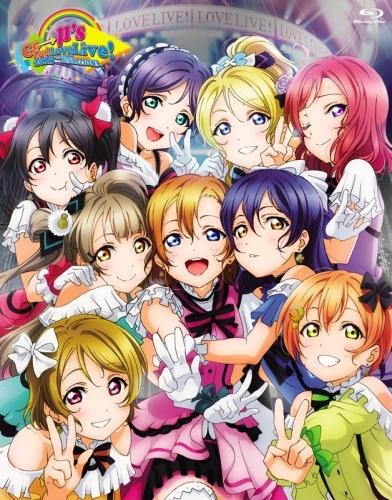 【Blu-ray】ラブライブ! μ's Go→Go! LoveLive! 2015~DreamSensation!~ Blu-ray Memorial BOX