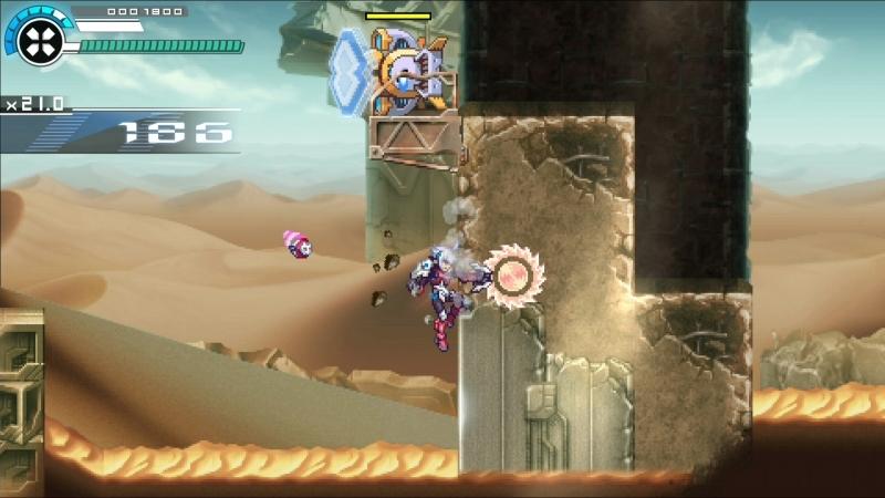 【PS4】白き鋼鉄のX2 サブ画像7