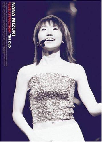 "【DVD】水樹奈々/NANA MIZUKI ""LIVE ATTRACTION"" THE DVD"