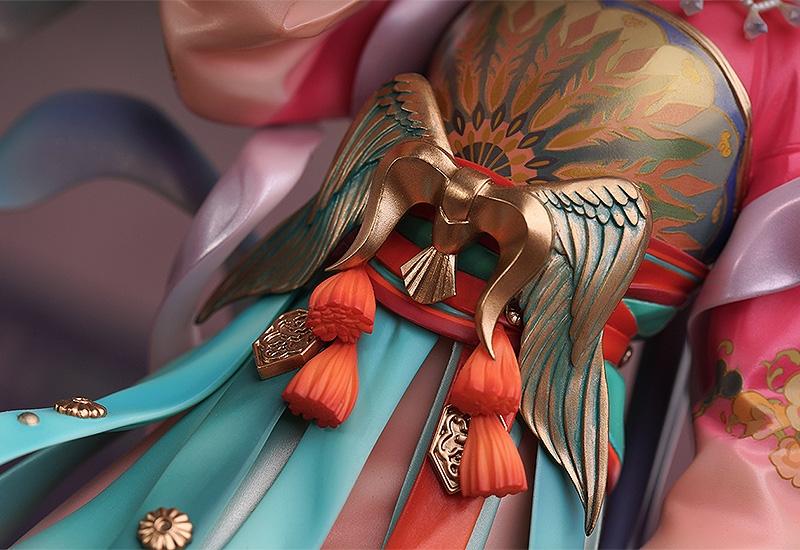 【フィギュア】鬢邊不是海棠紅 商細蕊 京劇趙飛燕ver. 1/7スケール ABS&PVC 製塗装済み完成品【特価】 サブ画像8