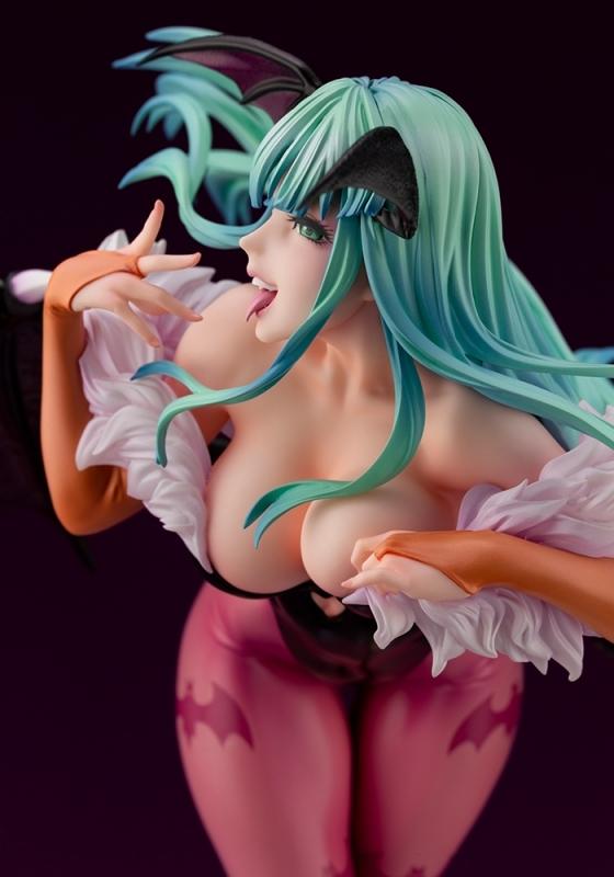 【フィギュア】ヴァンパイア美少女 モリガン 1/7スケール PVC塗装済み完成品【特価】 サブ画像5