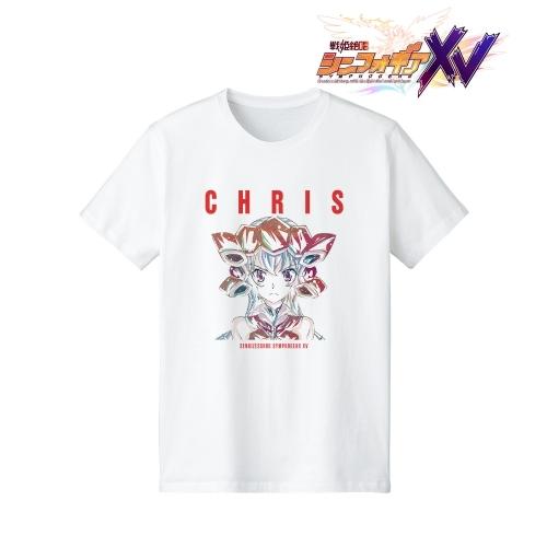 【グッズ-Tシャツ】戦姫絶唱シンフォギアXV 雪音 クリス Ani-Art Tシャツレディース(サイズ/L)