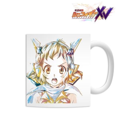 【グッズ-マグカップ】戦姫絶唱シンフォギアXV 立花 響 Ani-Art マグカップ