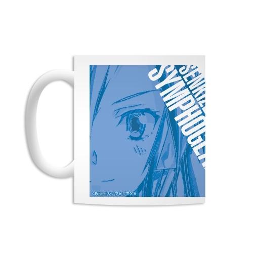 【グッズ-マグカップ】戦姫絶唱シンフォギアXV 風鳴 翼 Ani-Art マグカップ サブ画像2