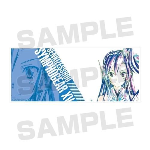 【グッズ-マグカップ】戦姫絶唱シンフォギアXV 風鳴 翼 Ani-Art マグカップ サブ画像3