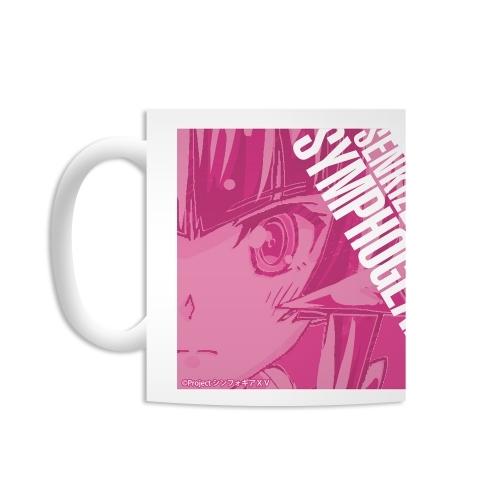 【グッズ-マグカップ】戦姫絶唱シンフォギアXV 月読 調 Ani-Art マグカップ サブ画像2
