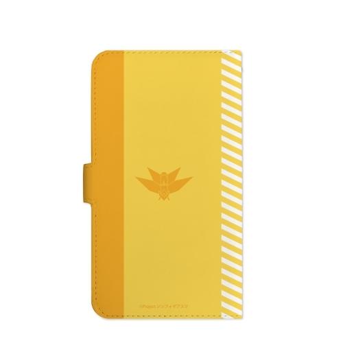 【グッズ-携帯グッズ】戦姫絶唱シンフォギアXV 立花 響 手帳型スマホケース(対象機種/Mサイズ) サブ画像2