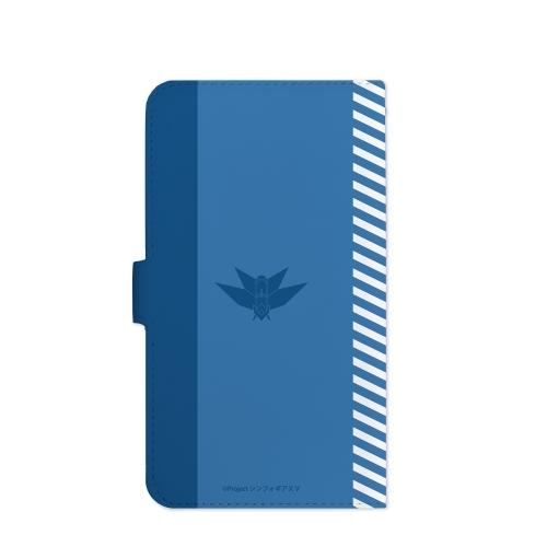 【グッズ-携帯グッズ】戦姫絶唱シンフォギアXV 風鳴 翼 手帳型スマホケース(対象機種/Lサイズ) サブ画像2