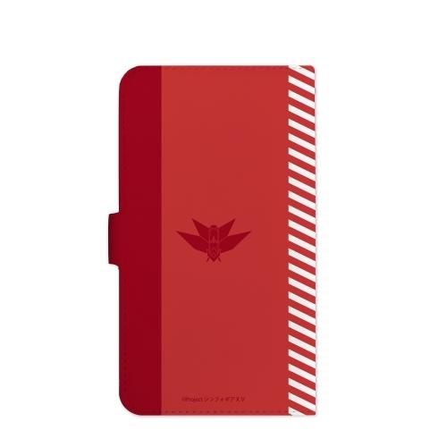 【グッズ-携帯グッズ】戦姫絶唱シンフォギアXV 雪音 クリス 手帳型スマホケース(対象機種/Lサイズ) サブ画像2