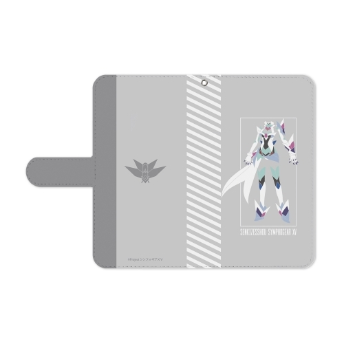【グッズ-携帯グッズ】戦姫絶唱シンフォギアXV マリア・カデンツァヴナ・イヴ 手帳型スマホケース(対象機種/Mサイズ) サブ画像3