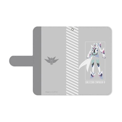 【グッズ-携帯グッズ】戦姫絶唱シンフォギアXV マリア・カデンツァヴナ・イヴ 手帳型スマホケース(対象機種/Lサイズ) サブ画像3