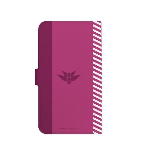 【グッズ-携帯グッズ】戦姫絶唱シンフォギアXV 月読 調 手帳型スマホケース(対象機種/Mサイズ) サブ画像2