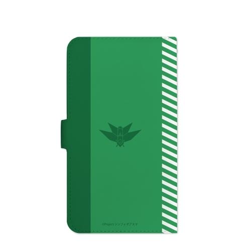 【グッズ-携帯グッズ】戦姫絶唱シンフォギアXV 暁 切歌 手帳型スマホケース(対象機種/Lサイズ) サブ画像2