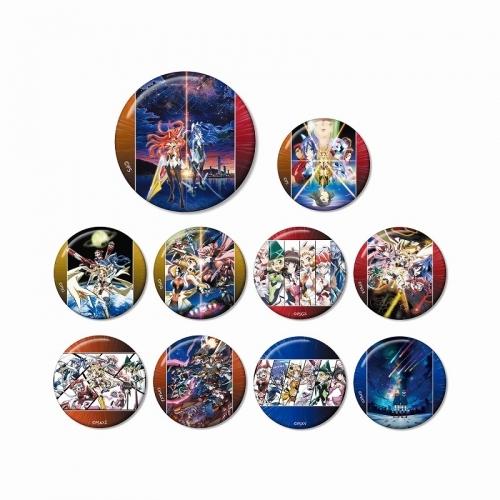 【グッズ-バッチ】戦姫絶唱シンフォギアXV トレーディング缶バッジ