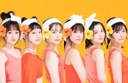 PiXMiX 3rdシングル「タオルを回すための歌」ポスターサイン会画像