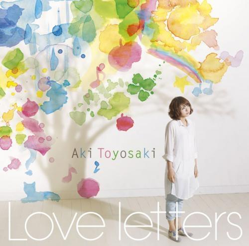【アルバム】豊崎愛生/Love letters 通常盤