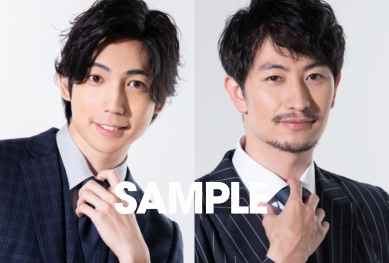 「有澤樟太郎さん×伊万里 有さん」限定ポストカードCver.