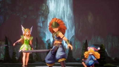 【PS4】聖剣伝説3 トライアルズ オブ マナ サブ画像5