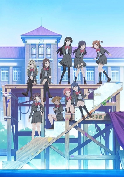 【Blu-ray】再生産総集編「少女☆歌劇 レヴュースタァライト ロンド・ロンド・ロンド」Blu-ray