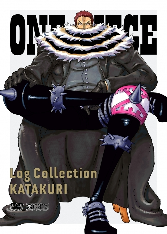"【DVD】TV ONE PIECE Log Collection ""KATAKURI"""