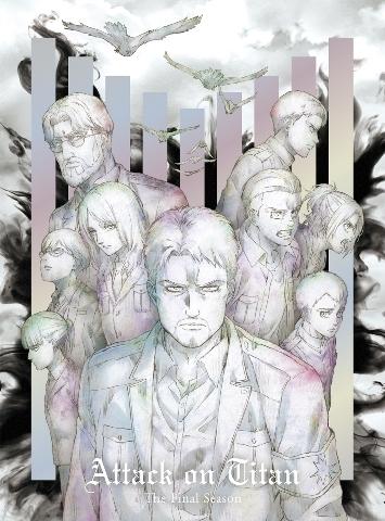 【DVD】TV 進撃の巨人 The Final Season 1 初回限定
