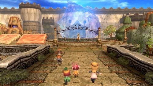 【PS4】ファイナルファンタジー・クリスタルクロニクル リマスター サブ画像4