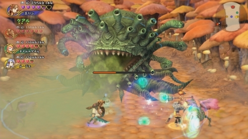 【PS4】ファイナルファンタジー・クリスタルクロニクル リマスター サブ画像7