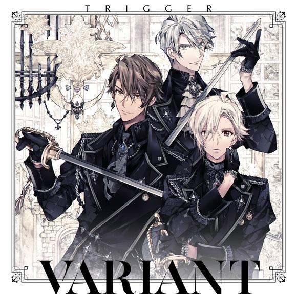 """【アルバム】アイドリッシュセブン 「""""VARIANT""""」/TRIGGER 【通常盤】"""