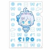 電脳少女シロ クリアファイル SD