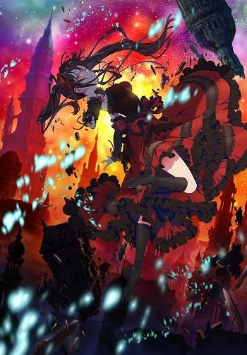 【Blu-ray】OVA デート・ア・バレット 【時崎狂三 特製1/7スケールフィギュア付き完全数量限定版】