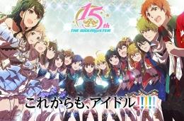 アイドルマスター15周年企画 店頭ディスプレイコンテスト めざせ!トップディスプレイオーディション!!!!!画像